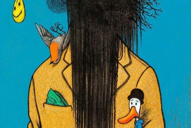 Basler Cartoonmuseum zeigt düstere Zeichnungen von Tom Tirabosco