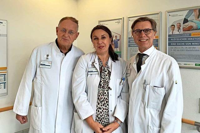 Krebsmedizin wird am Standort Lörrach konzentriert