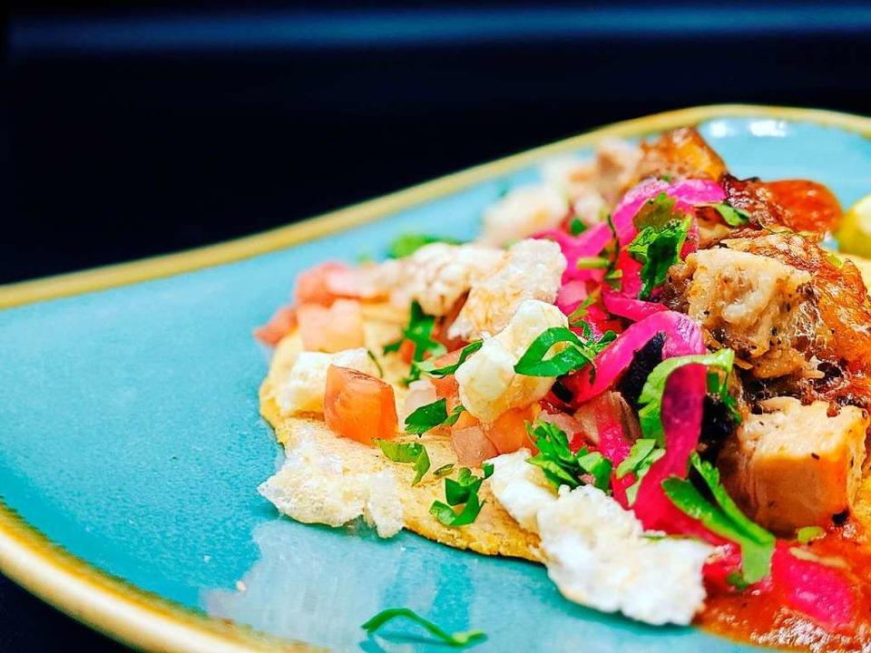 Für viele Gäste ist ein Besuch im Yepa... der Küche  von  Silvia Barba Quezada.  | Foto: YepaYepa GmbH