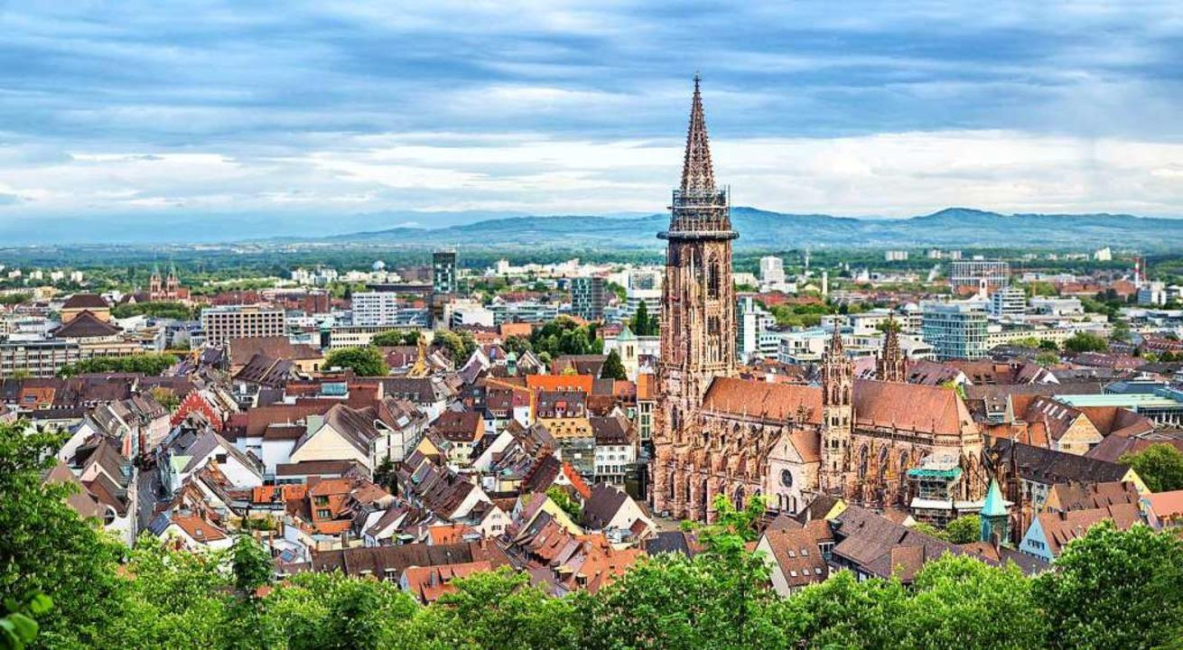 Freiburg wächst – in den vergangenen Jahren um mehr als 20 Prozent.    Foto: bbsferrari  (stock.adobe.com)