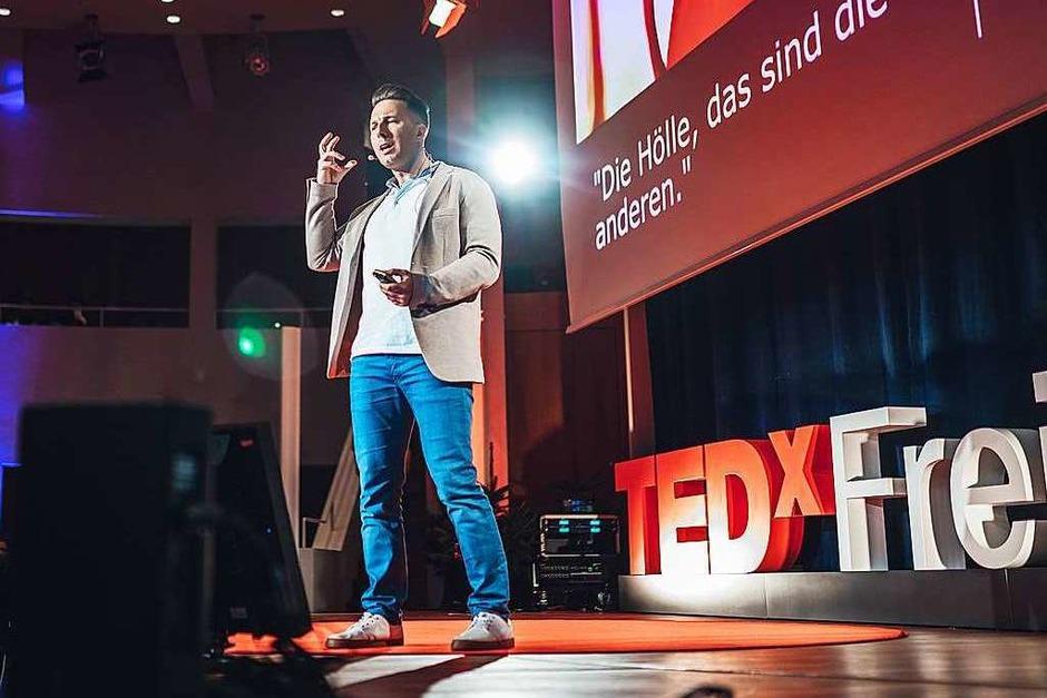 Zum vierten Mal fand am Samstag eine TEDx-Veranstaltung in Freiburg statt. (Foto: Fabio Smitka)
