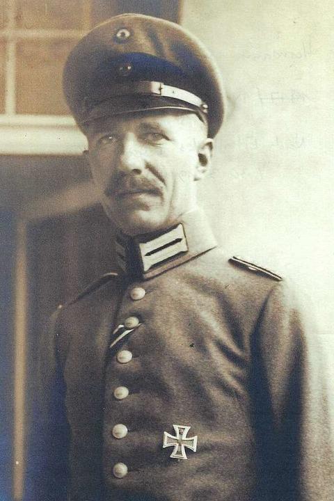 Hermann Schwarzweber  | Foto: Ulrich Raabe