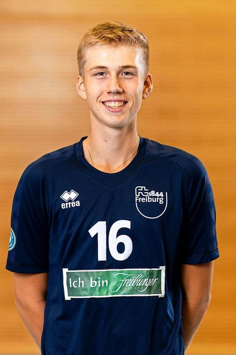 Mit 17 Jahren in der zweiten Bundesliga für die FT: Mathis Mattmüller.  | Foto: Patrick Seeger