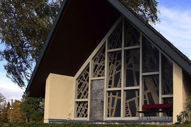 Immer wieder Schäden an der Kapelle