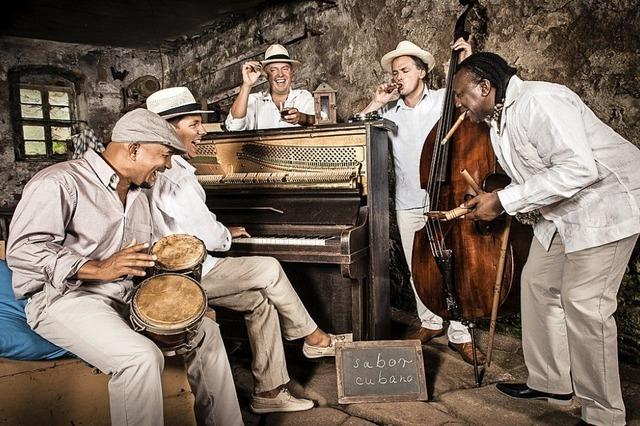 Klazz Brothers & Cuba Percussion gastiert in Kappelrodeck