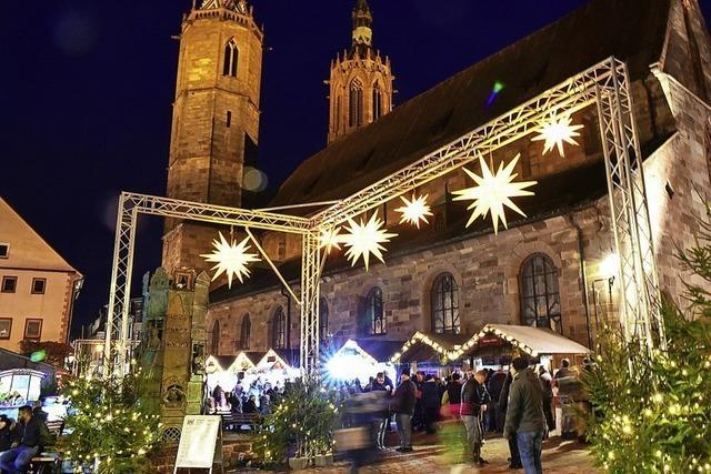Vom 29. November bis 8. Dezember in Villingen-Schwenningen