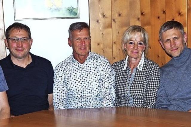 Skiclub geht mit verjüngtem Vorstand in die Zukunft