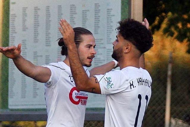 FC 08 Villingen gelingt ein 1:0 Arbeitssieg auf Ilshofer Acker