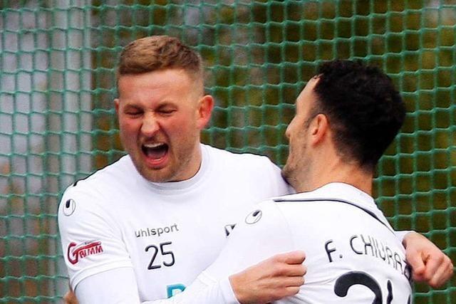 Tabellenführer FC Villingen II gewinnt in Schonach mit 4:0
