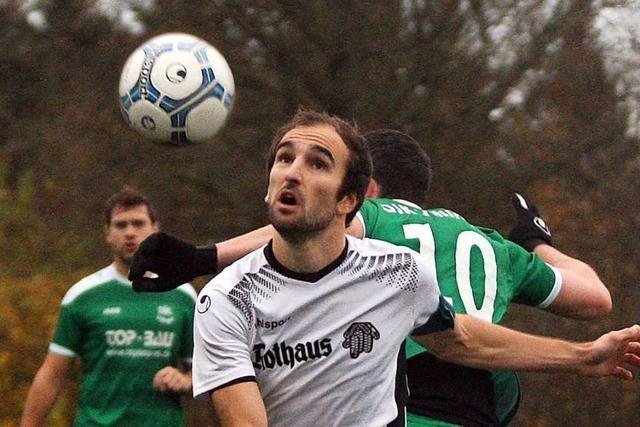 TuS Bonndorf patzt im Spitzenspiel beim FC Königsfeld