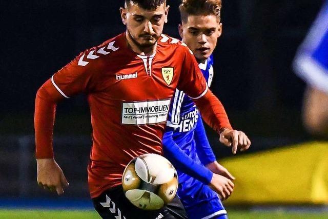Wichtiger Sieg: FSV Rheinfelden schöpft Hoffnung im Abstiegskampf