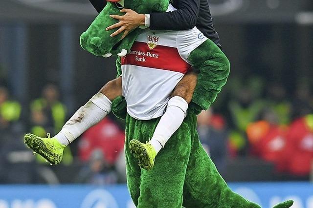 Der VfB löst das Versprechen seines Trainers ein