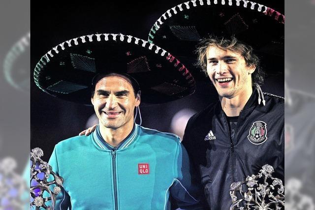 Zuschauerrekord beim Showkampf in Mexiko