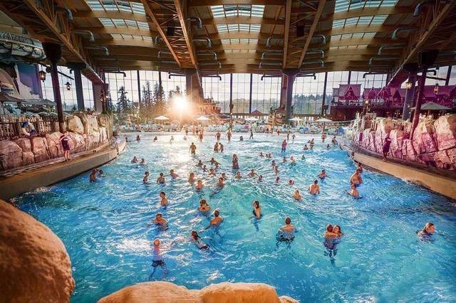 Am Donnerstag eröffnet der Europa-Park die Wasserwelt Rulantica