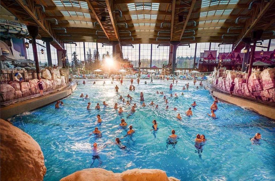 Wasserwelt Europapark