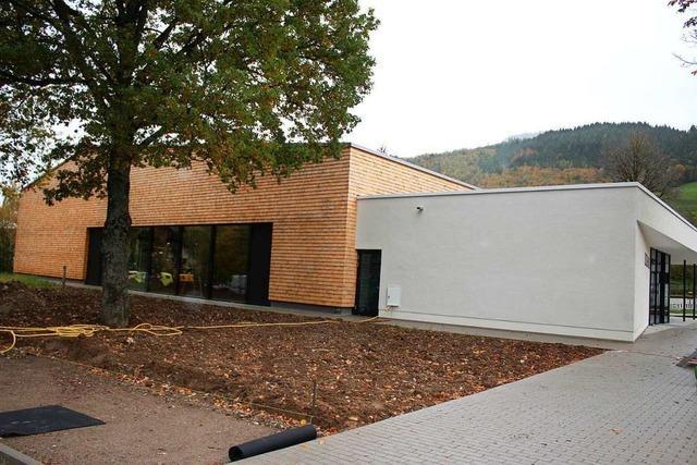 Erster öffentlicher Termin im neuen Kulturhaus Simonswald
