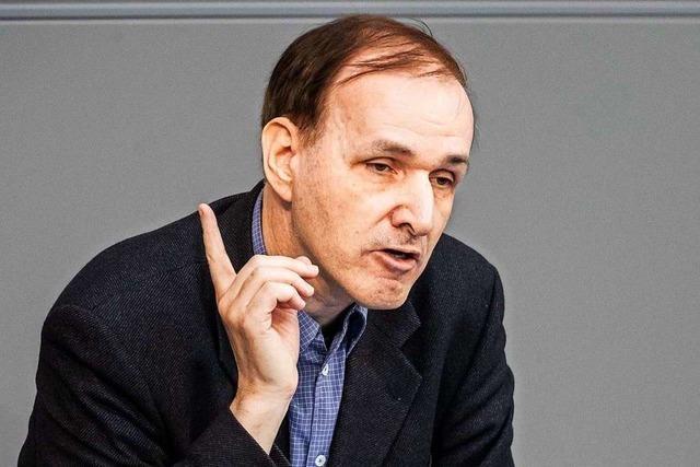 Berliner AfD-Bundestagsabgeordnete Gottfried Curio bewirbt sich für Parteivorsitz