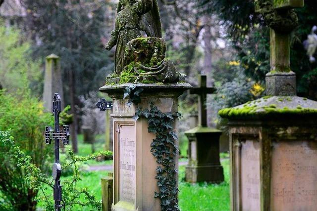 Land und Bund zahlen für Erhalt des Alten Friedhofs