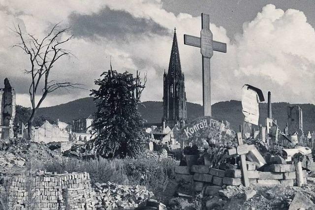 Mit diesen Veranstaltungen wird in Freiburg an die Bombennacht 1944 erinnert