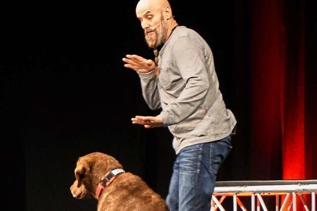Der Hundeversteher im Gloria Theater