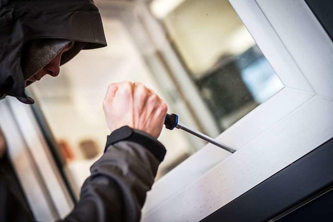 Derzeit sind wieder Einbrecher unterwegs (Symbolbild).  | Foto: Frank Rumpenhorst