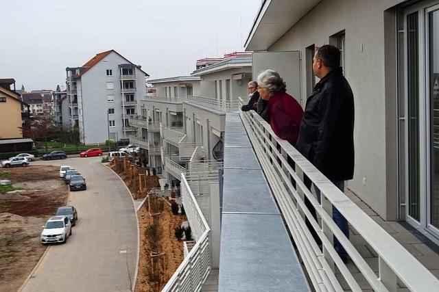Baugenossenschaft Weil-Haltingen informiert, wie Mietpreise entstehen