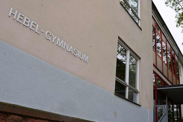 Bargeld aus dem Hebel-Gymnasium in Lörrach gestohlen
