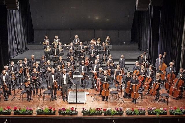 Oberrheinisches Sinfonieorchester mit