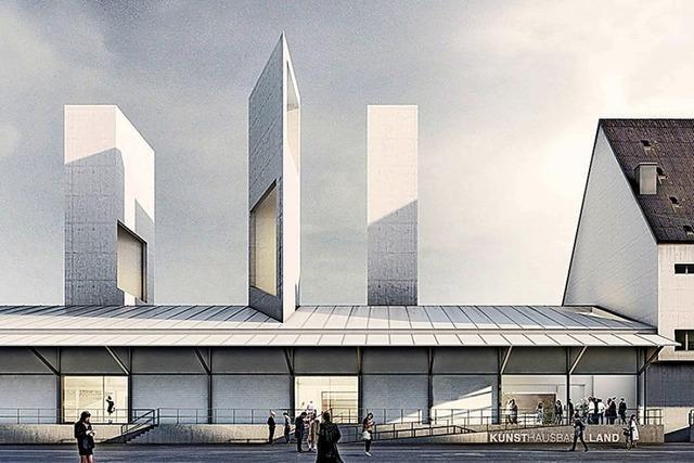 Ein neues Haus für die zeitgenössische Kunst