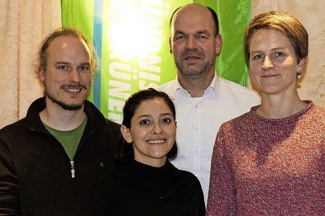 Grüne wählen Quartett an die Spitze