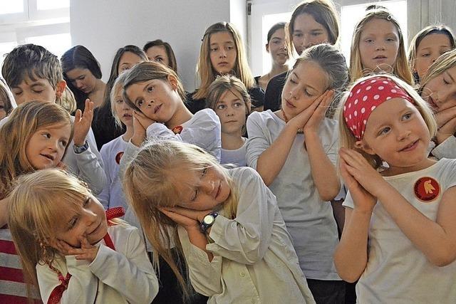In Gemeinschaft singen und reifen