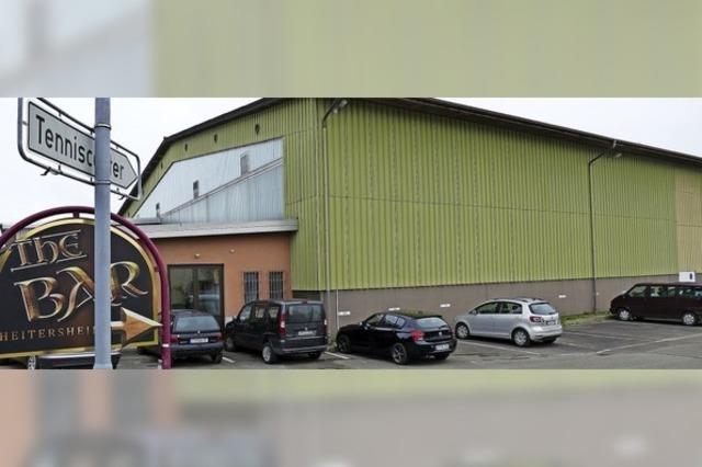 Vereine planen drei neue Tennishallen
