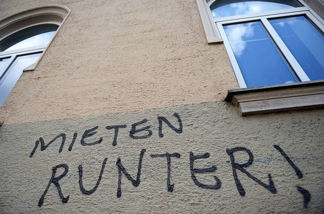 Mieten runter hat jemand auf ein Haus ...n der Doppelgemeinde keine Seltenheit.  | Foto: Andreas Gebert
