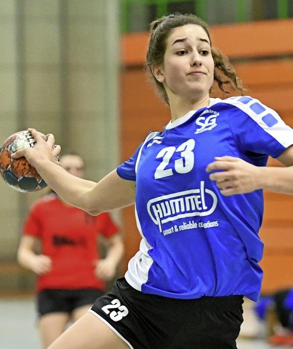 <BZ-FotoAnlauf>Landesliga:</BZ-FotoAnl...e weitere Niederlage nicht verhindern.  | Foto: Achim Keller