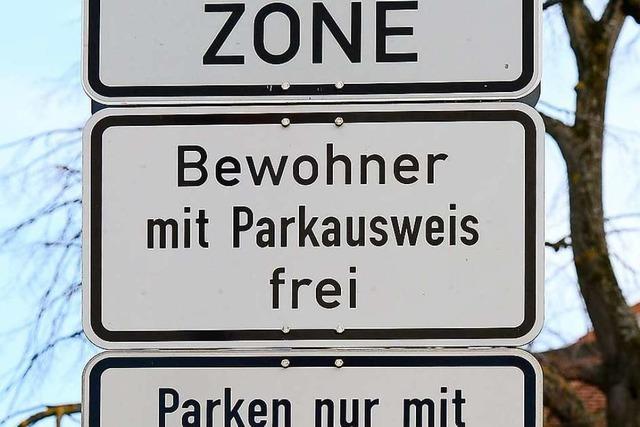 Parken in Freiburg könnte für Anwohner bald das Zehnfache kosten