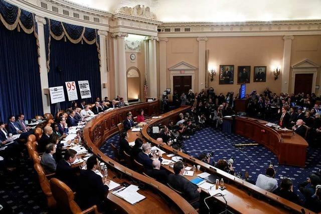 Das Amtsenthebungsverfahren gegen Trump wird kommen