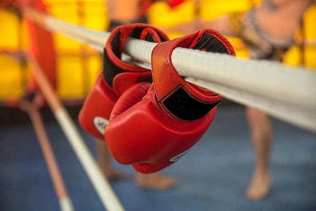 Warum die Boxer aus Weil am Rhein keine Nachwuchssorgen haben