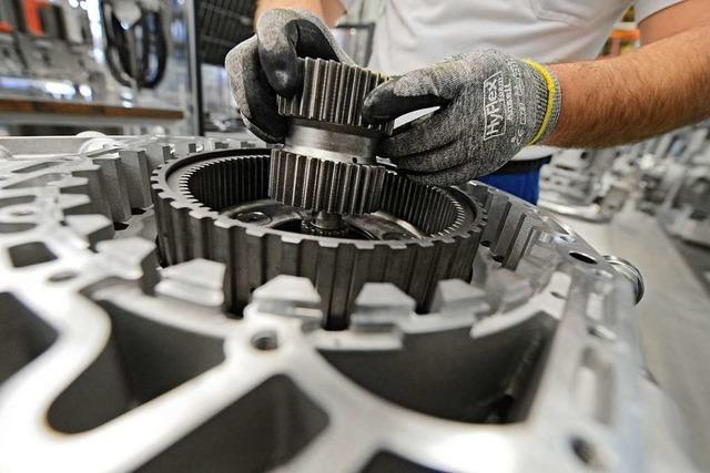 Industrie am Oberrhein wächst um mehr als 6 Prozent
