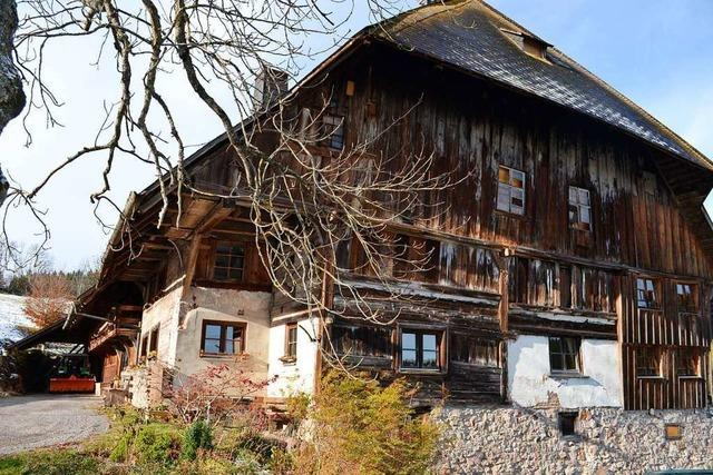 Der Lenzkircher Wildenhof wird verkauft