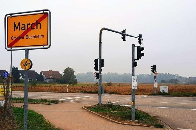 Umkirch und March wollen gemeinsame Verkehrsbehörde einrichten