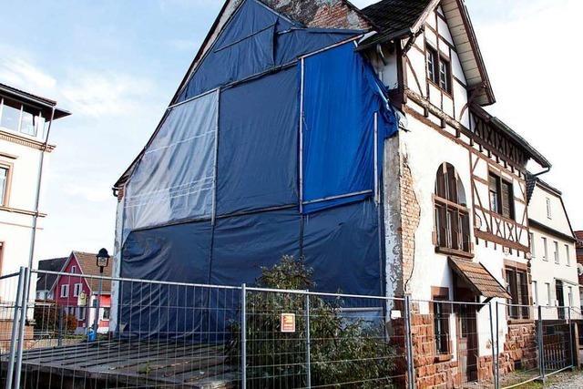 Das Heimburgerhaus in Meißenheim wird zum Boardinghaus