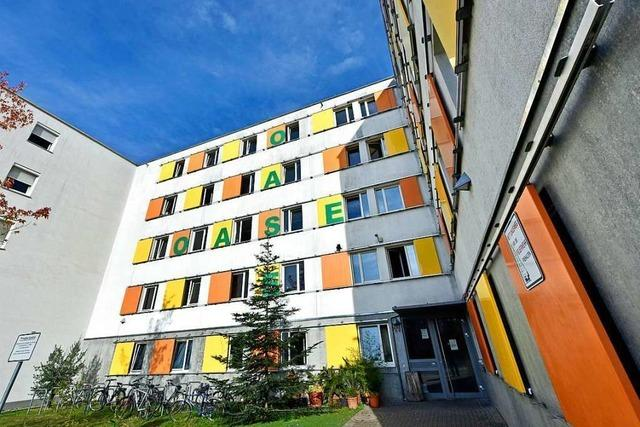 Wo Haftentlassene ohne Unterkunft in Freiburg Obdach finden