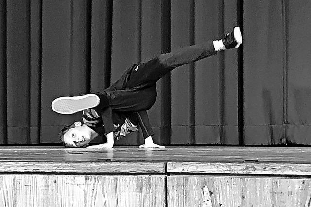 Mein Hobby: Breakdance