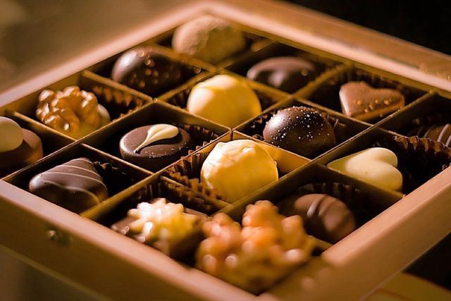Süße Verführungen bei der Chocolart in Tübingen