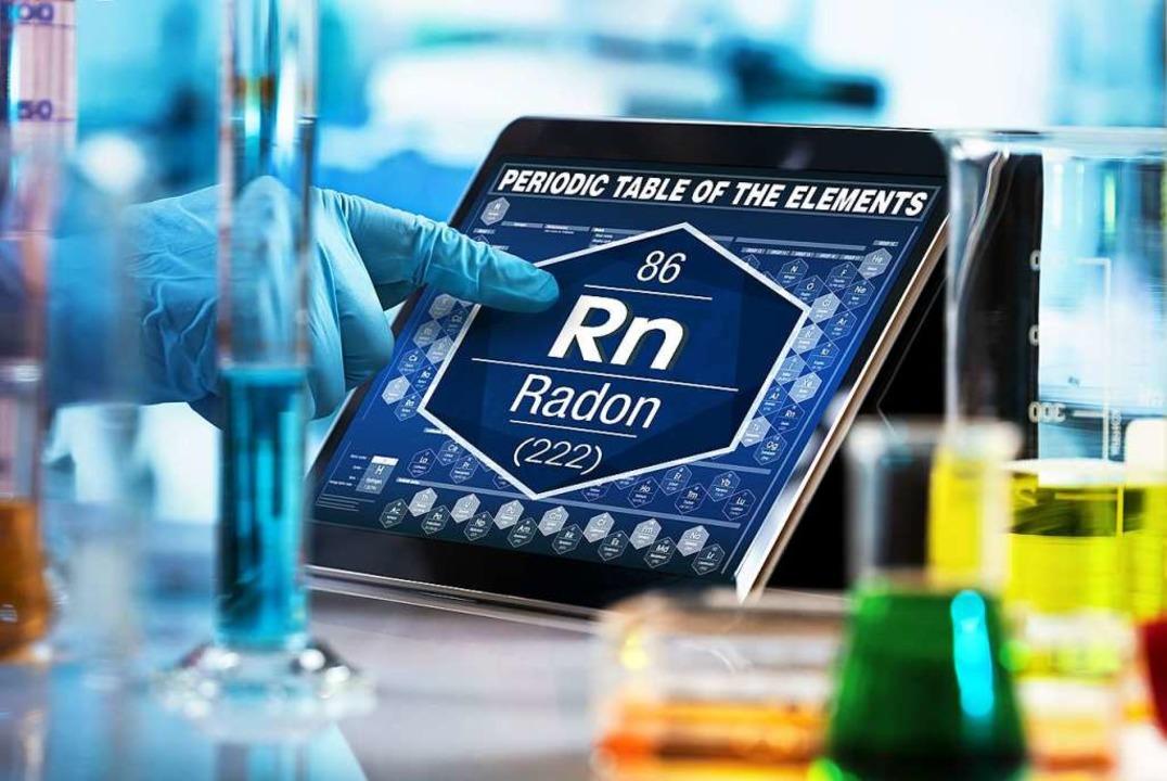 Fünf  Prozent aller Lungenkrebserkrank...das Strahlenschutzgesetz Vorkehrungen.  | Foto: stock.adobe.com / angellodeco