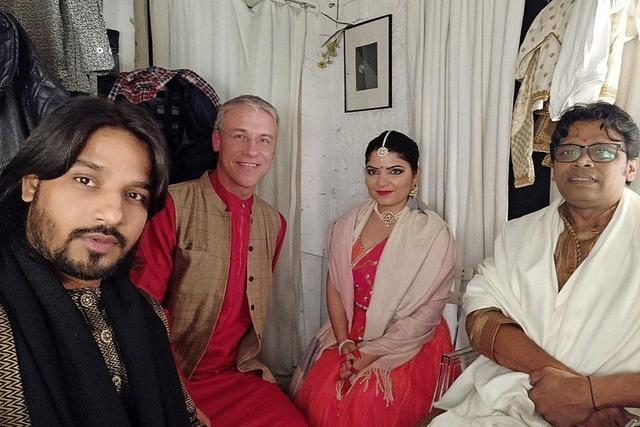 Kathak mit Shikha Sharma in Emmendingen
