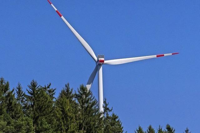 Neues Konzept für geplanten Windpark
