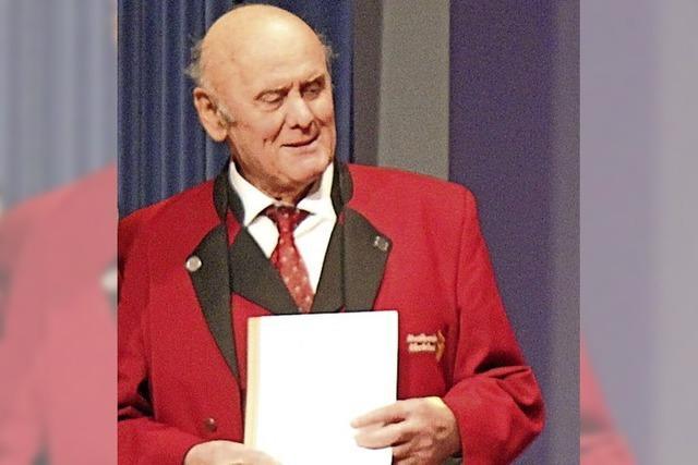 60 Jahre im Einsatz für den Musikverein