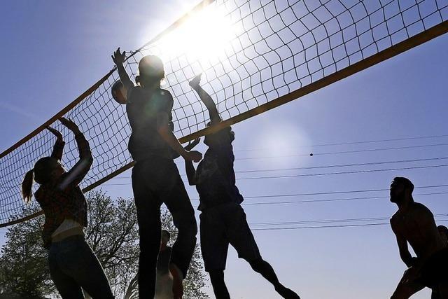 Ein neuer Platz für Sport und Spiel in Laufen