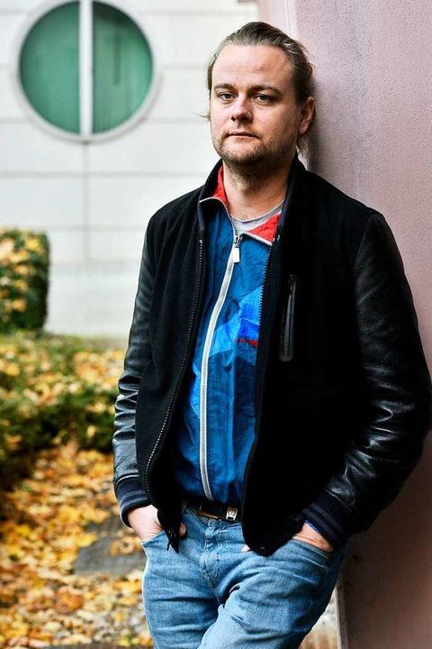 Will Geschichten erzählen: Eike Weinreich  | Foto: Thomas Kunz
